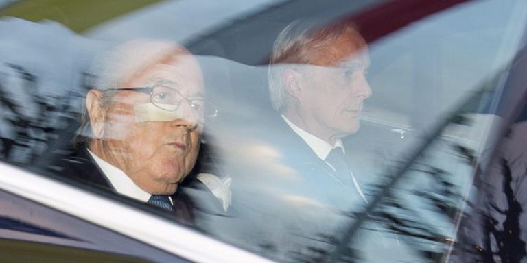 Uitspraak bepaalt lot Blatter en Platini