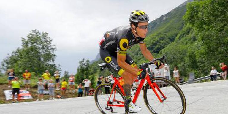 Record Chavanel met achttiende deelname Tour