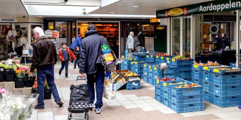 Consumentenvertrouwen weer positief