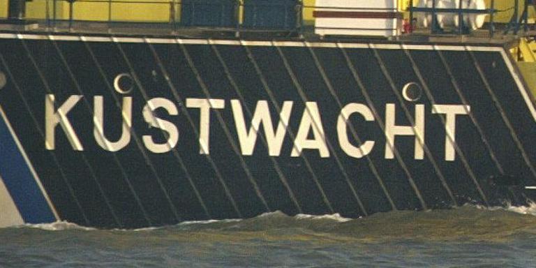 Zoekactie Kustwacht levert niets op