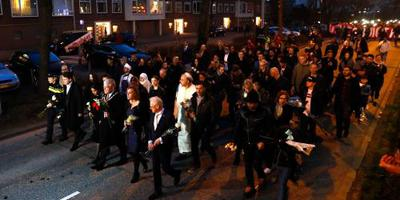 1 miljoen zien start stille tocht Utrecht