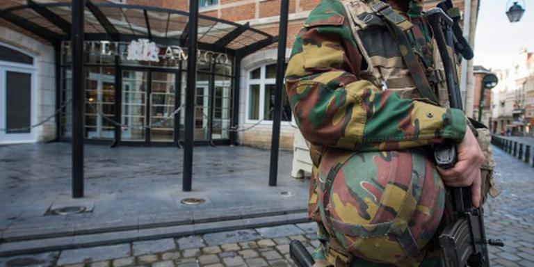 Vier op vijf hotelkamers Brussel onbezet