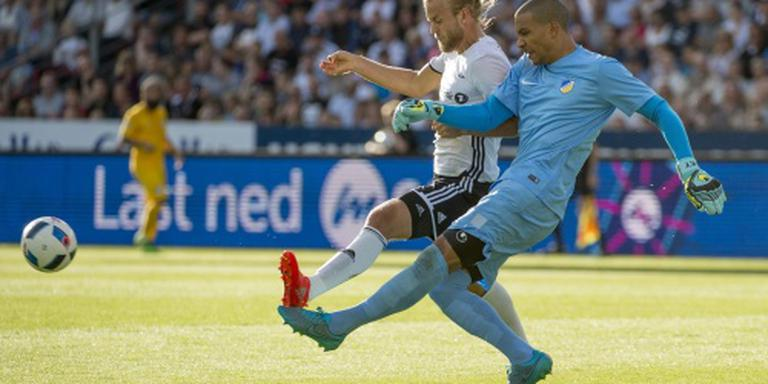 Nog hoop op Champions League voor Waterman