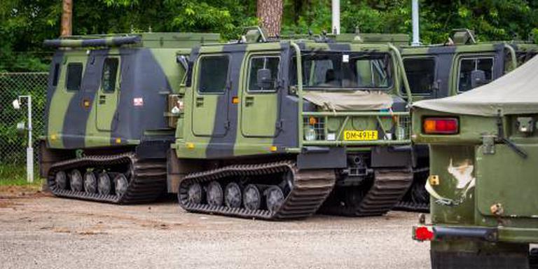 Defensie blijft op Marineterrein in Amsterdam