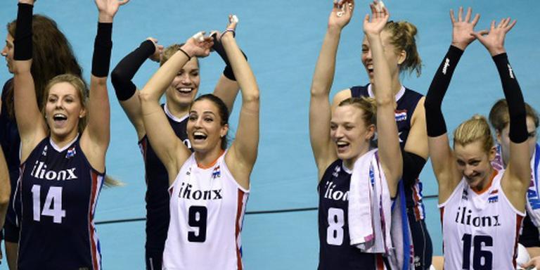 Volleybalsters zetten grote stap naar Rio