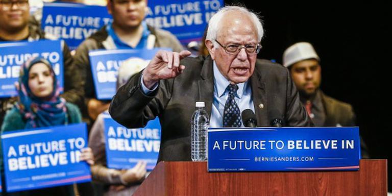 Sanders verslaat Clinton in Michigan