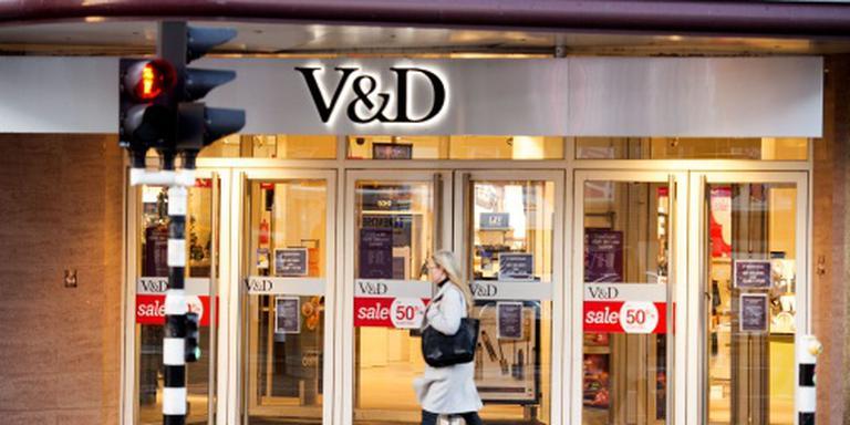 V&D: dit is nog niet het einde
