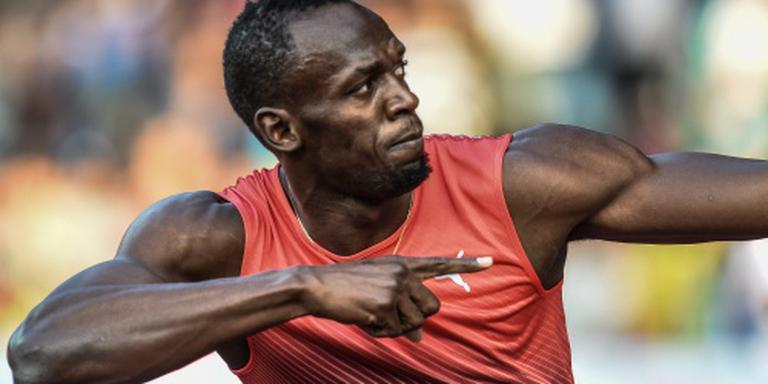 Bolt komt op gang