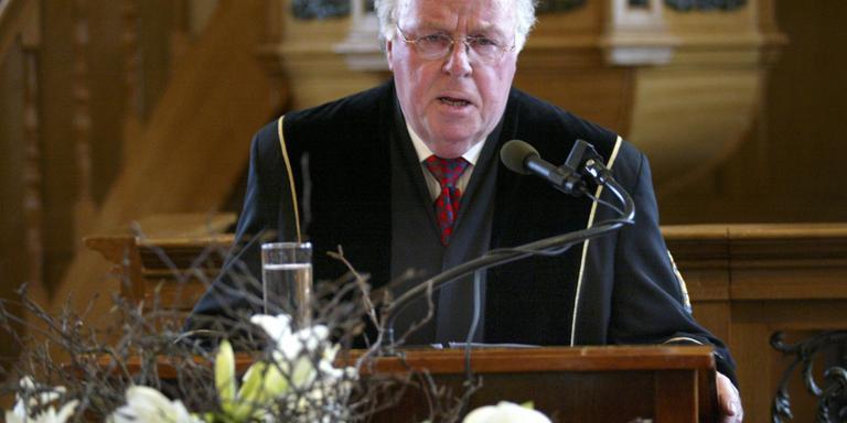 Hans Bouwhuis (81) overleden