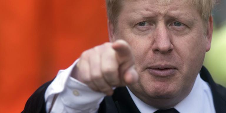 Boris Johnson trekt spreekverbod haastig in