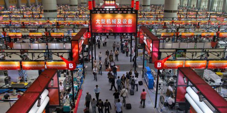Chinese export toont opnieuw daling