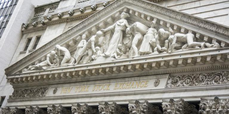 Rustig koersverloop op Wall Street