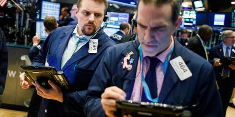 Wall Street begint week met plussen