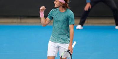 Griekse tennisser Tsitsipas naar Rosmalen