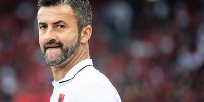 Albanië breekt met bondscoach Panucci