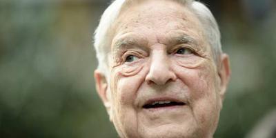 Bom bij huis miljardair George Soros