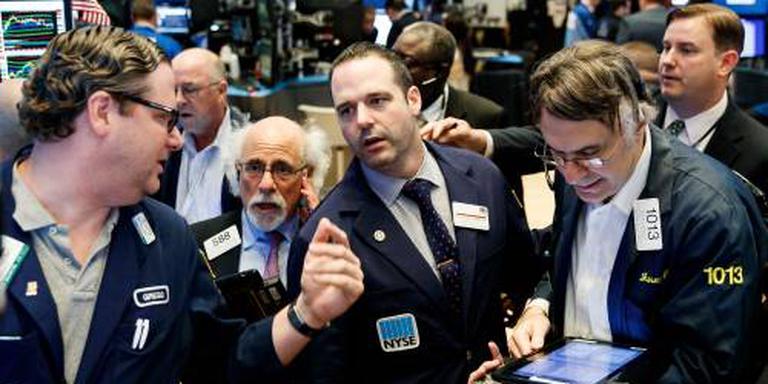 Verliesbeurt voor Wall Street