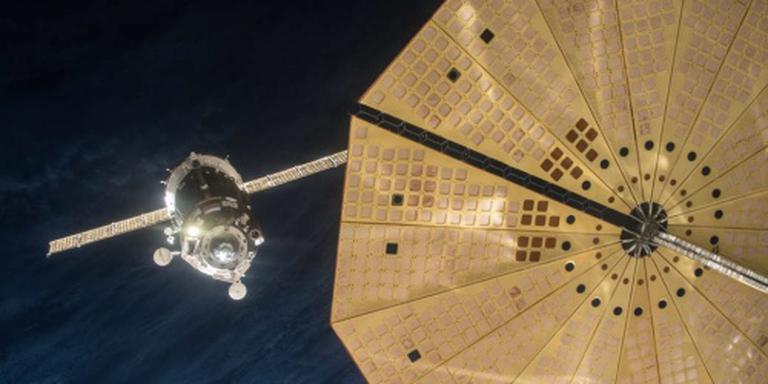 Astronaut belt verkeerde nummer vanuit ISS