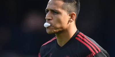 Sánchez niet in selectie United voor Juventus