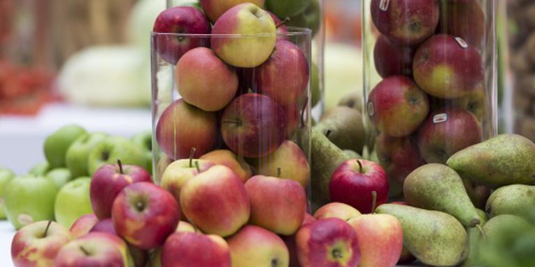 Telers verwachten goede oogst appels en peren
