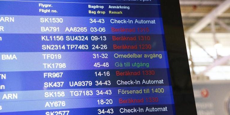 Noodlanding Zweeds vliegtuig om bommelding