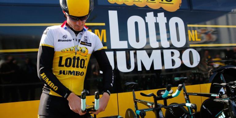 LottoNL-Jumbo weer renner kwijt in Vuelta