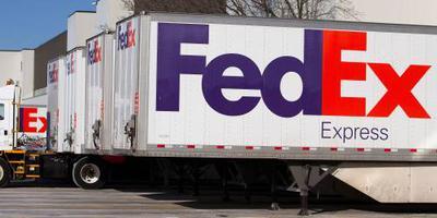 FedEx voelt afzwakkende wereldeconomie