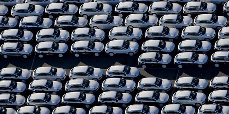 Europese autoverkopen trekken fors aan