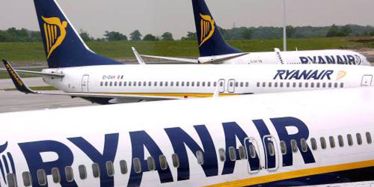 Ryanair laat vloot krimpen na stakingen