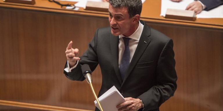 Frans parlement neemt arbeidswet aan