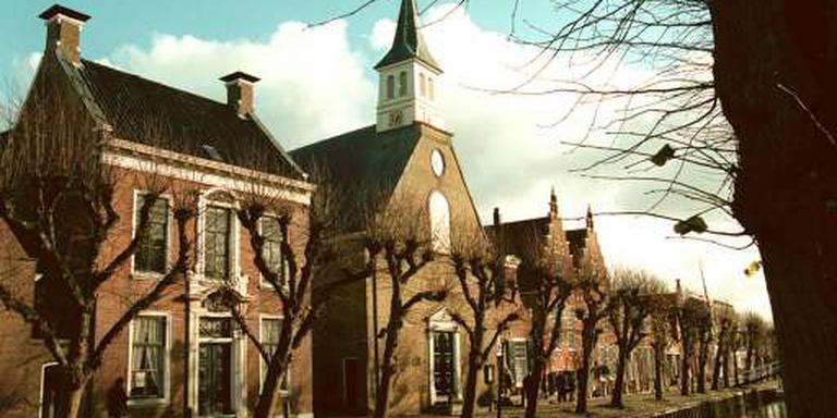 Led-verlichting voor monumenten Sloten - Friesland - LC.nl