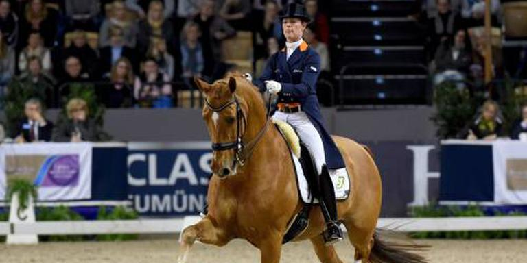 Dressuuramazone Cornelissen wint in Falsterbo
