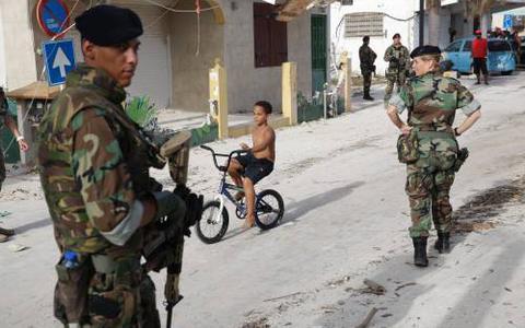 Commandant: kritiek op mariniers is onzin