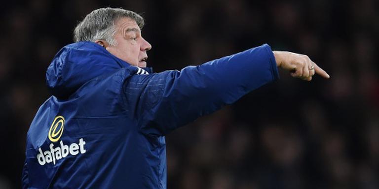 Engeland presenteert Allardyce als bondscoach