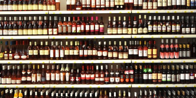 Minder wijn, dus Baarsma slankt af