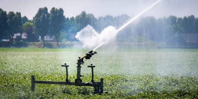 Commissie bijeen over verdeling zoet water