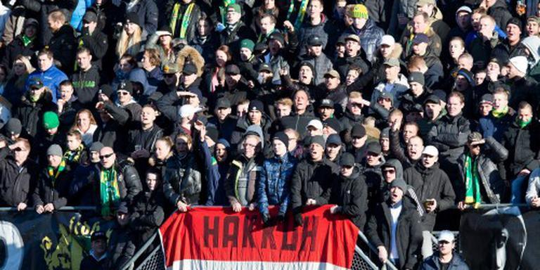 ADO bestraft 22 supporters na oerwoudgeluiden