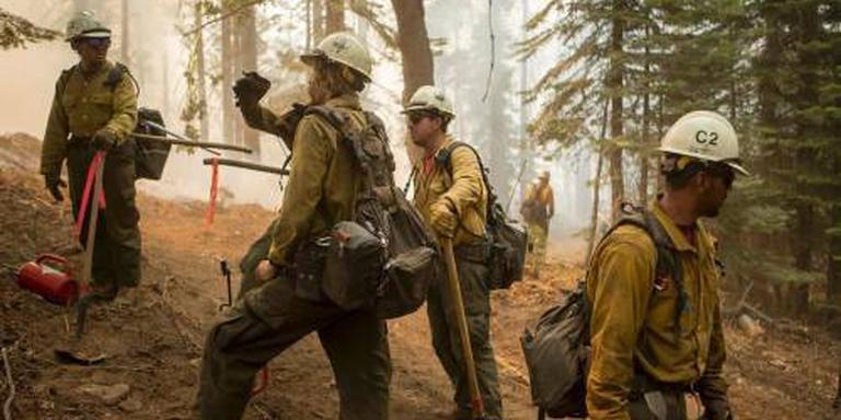 Doden door natuurbranden in Californië