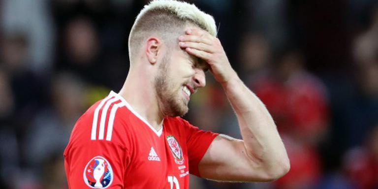 Wales mist geblesseerde Ramsey