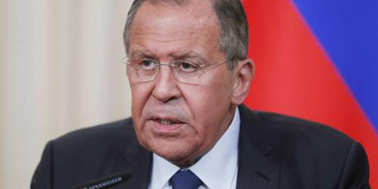 Lavrov laakt houding Nederland en Australië