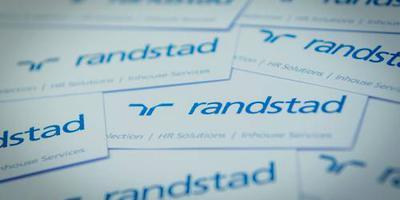 Uitzender Randstad grootste daler in AEX