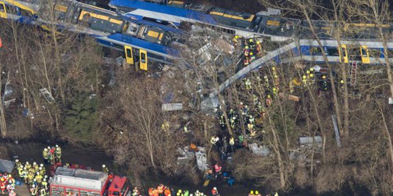 Dodental treinongeval Duitsland loopt op