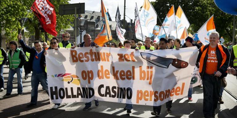 Vakbond FNV praat weer met Holland Casino