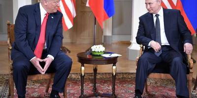 Poetin wil Trump ontmoeten in Parijs