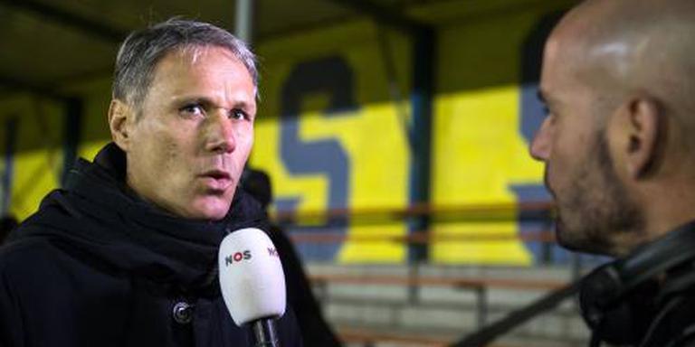 Prominente rol Van Basten op WK