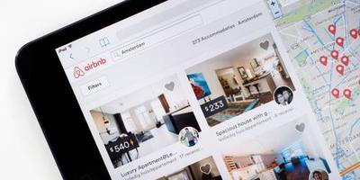 'Omzet Airbnb ruim boven 1 miljard dollar'