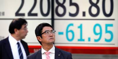 Tech zet Nikkei flink lager