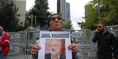 Krant noemt hoofdverdachte in zaak-Khashoggi