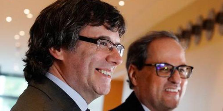 Duitsland gaat Puigdemont uitleveren