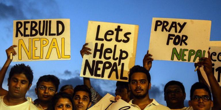 Ruim 2,2 miljoen voor Nepal
